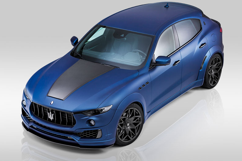 Novitec Esteso Full Conversion Kit For The Maserati