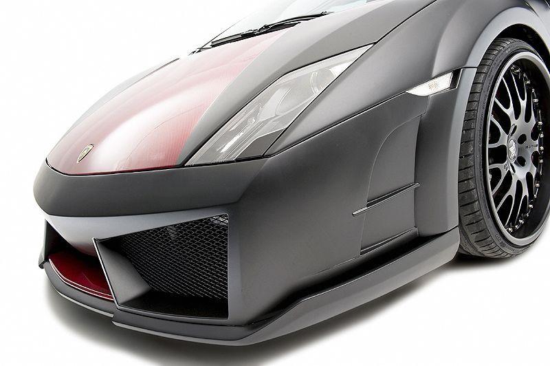 Hamann Victory Ii Conversion Kit Lamborghini Gallardo Lp 560 4