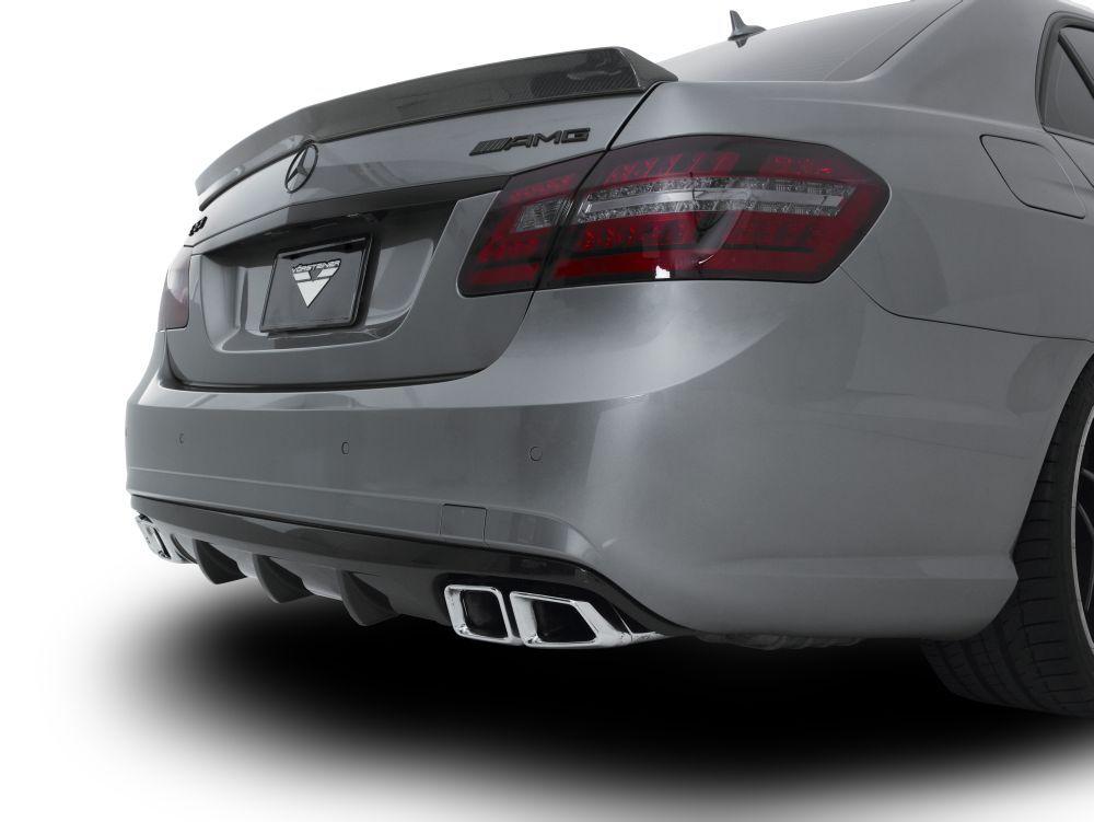 Vorsteiner Rear Spoiler For Mercedes Benz E63 Amg Pre