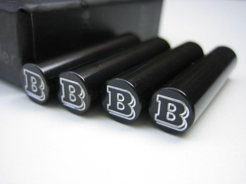 Brabus door lock pins for the mercedes benz gls 63 amg for Mercedes benz door lock pins
