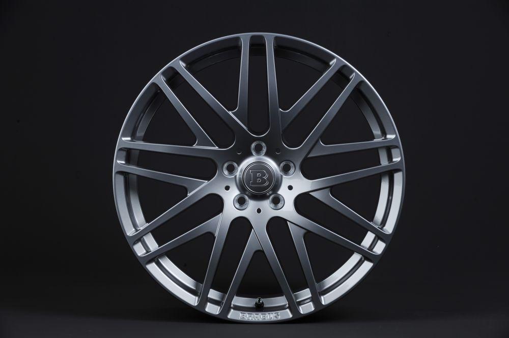 brabus monoblock f wheels liquid titanium for the. Black Bedroom Furniture Sets. Home Design Ideas