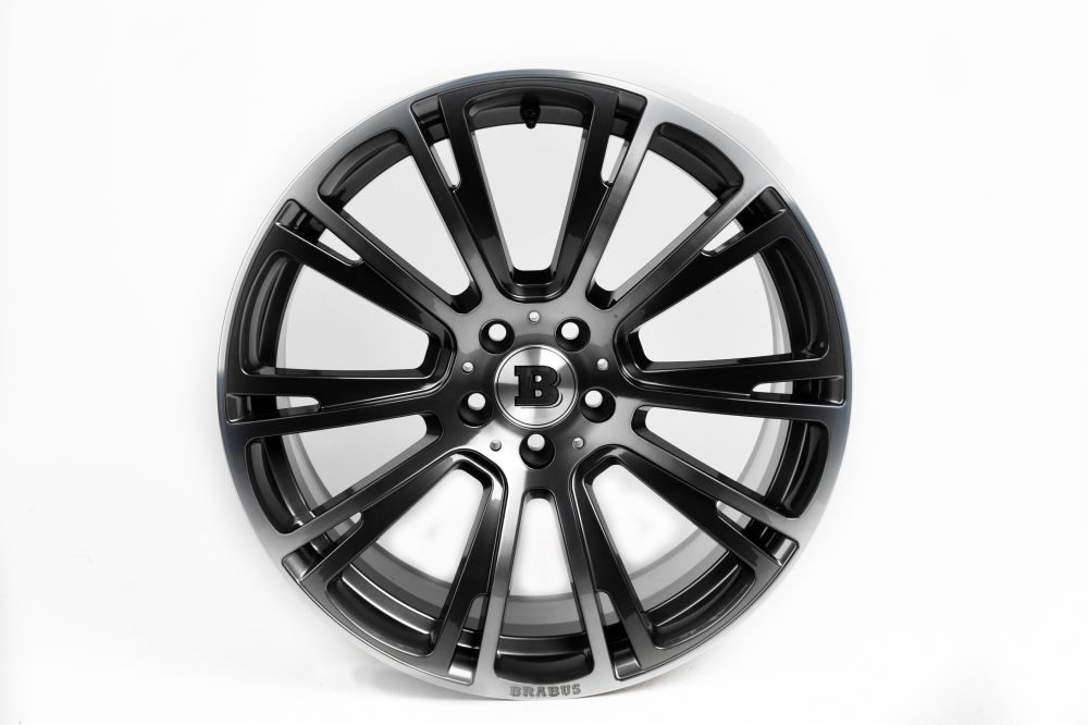 brabus monoblock r wheels liquid titanium smoked for the. Black Bedroom Furniture Sets. Home Design Ideas
