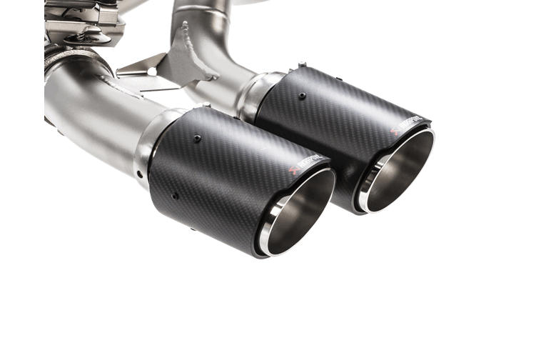 akrapovic evolution line titanium exhaust bmw m2. Black Bedroom Furniture Sets. Home Design Ideas