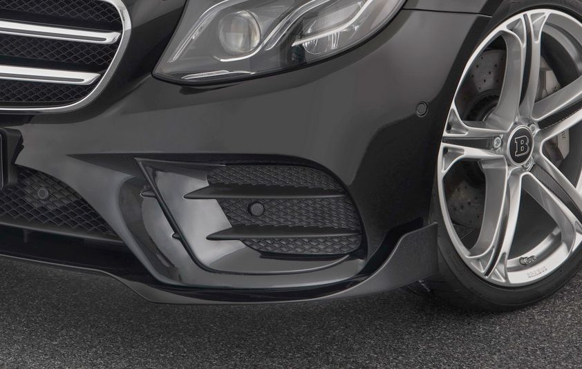 Brabus front bumper add ons mercedes benz e class w213 for Mercedes benz aftermarket accessories
