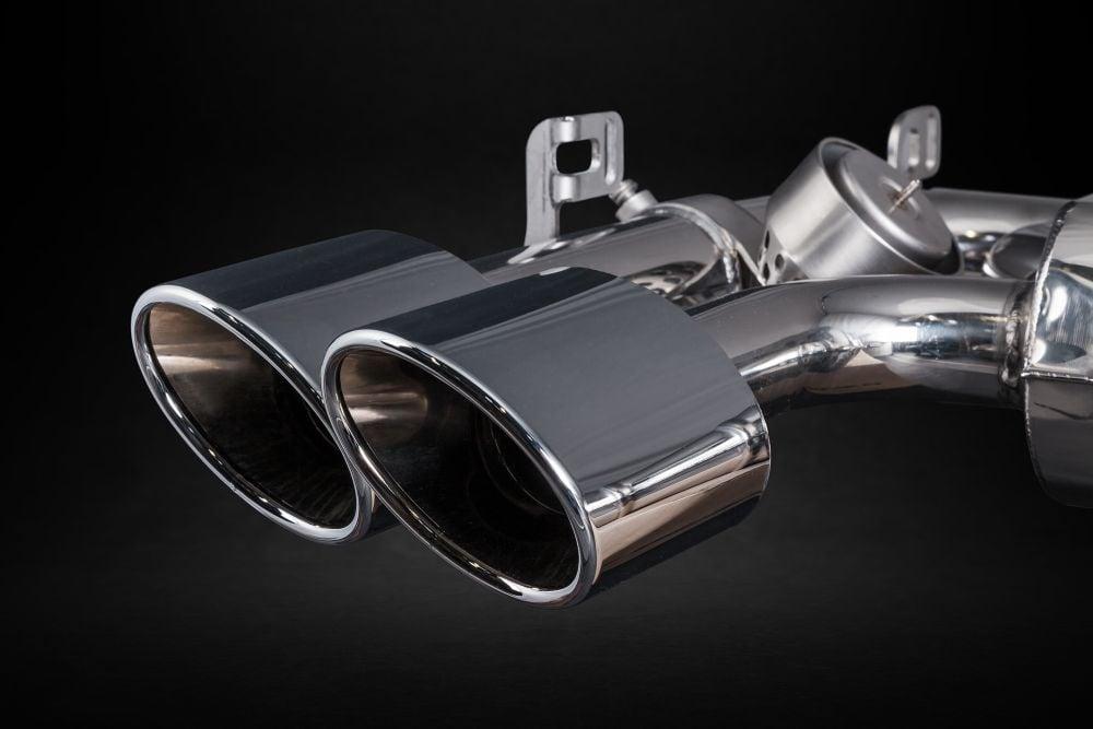 capristo sports exhaust jaguar f type scuderia car parts. Black Bedroom Furniture Sets. Home Design Ideas