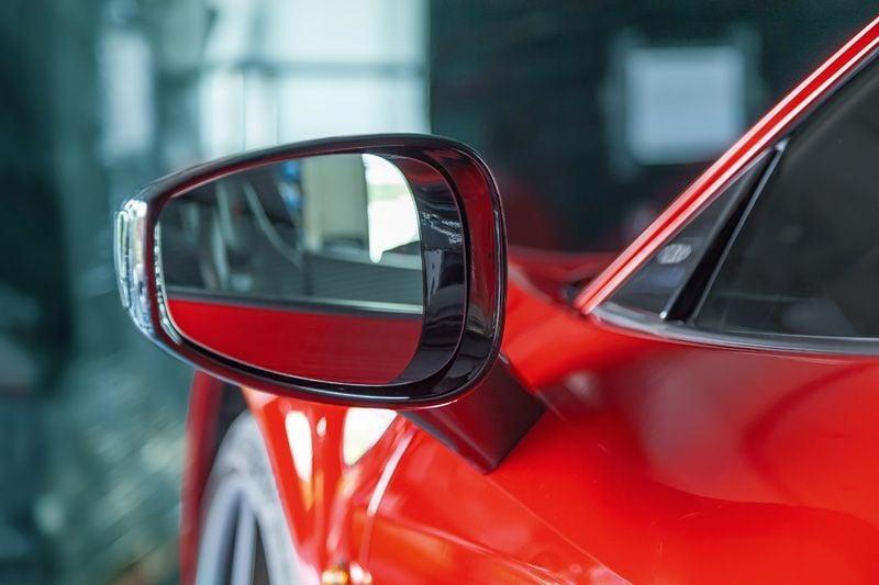 Capristo Mirror Covers Ferrari 458 Scuderia Car Parts
