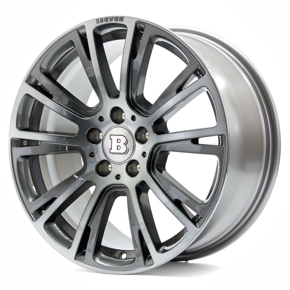 Brabus Monoblock R Wheels Platinum Edition  MercedesBenz GLS Class